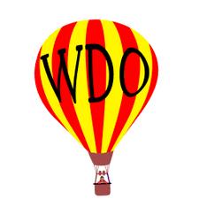 WDO-ballon